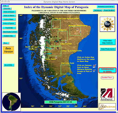 A Dynamic Digital Map of Patagonia, South America ... on landscape map of south america, industrial map of south america, agricultural map of south america, soil map of south america, peopling of south america, physical map of south america, geographical center of south america, grand tour of south america, natural map of south america, tectonic map of south america, linguistic map of south america, land use map of south america, map of volcanoes in north america, location of patagonia in south america, circumnavigation of south america, earthquake map of south america, precambrian north america, historic map of south america, thermal map of south america, large map of south america,